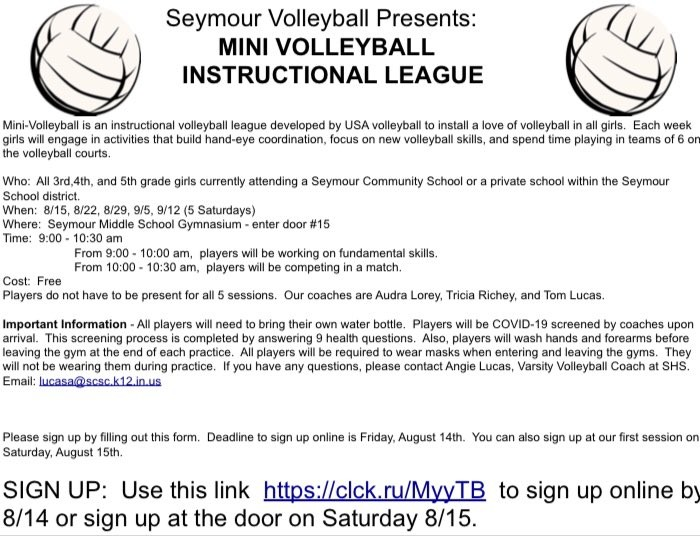 Great opportunity for girls in grades 3 and up.   Click below to sign up.  https://t.co/1BT7bLbBaQ https://t.co/CD6dpzaxNX