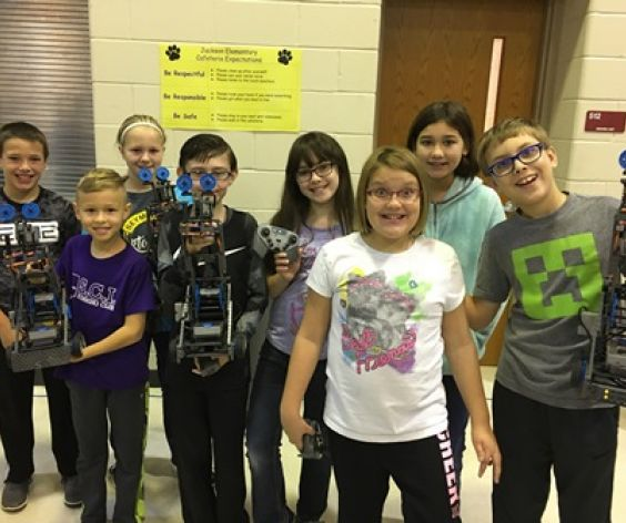 Robotics Club competitions are always so much FUN!