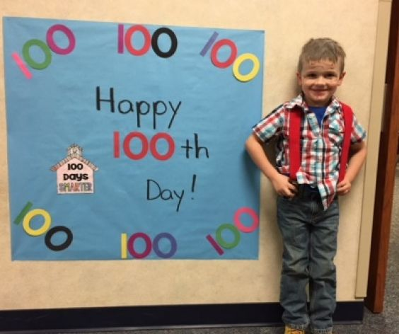 Way to go! 100 Days of learning.