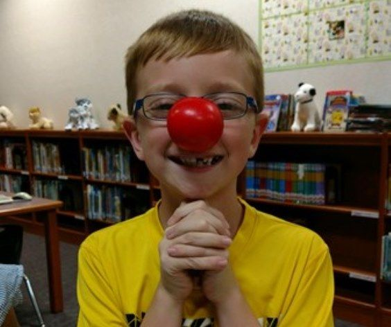 Ending world wide hunger with RED NOSES and a smile!