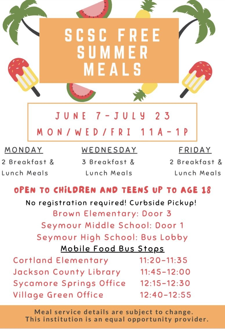 Redding families,Please see attached flyers for FREE summer meals for all students and a Covid-19 vaccine clinic that your student may be eligible for. pic.twitter.com/zLy5Appyuz